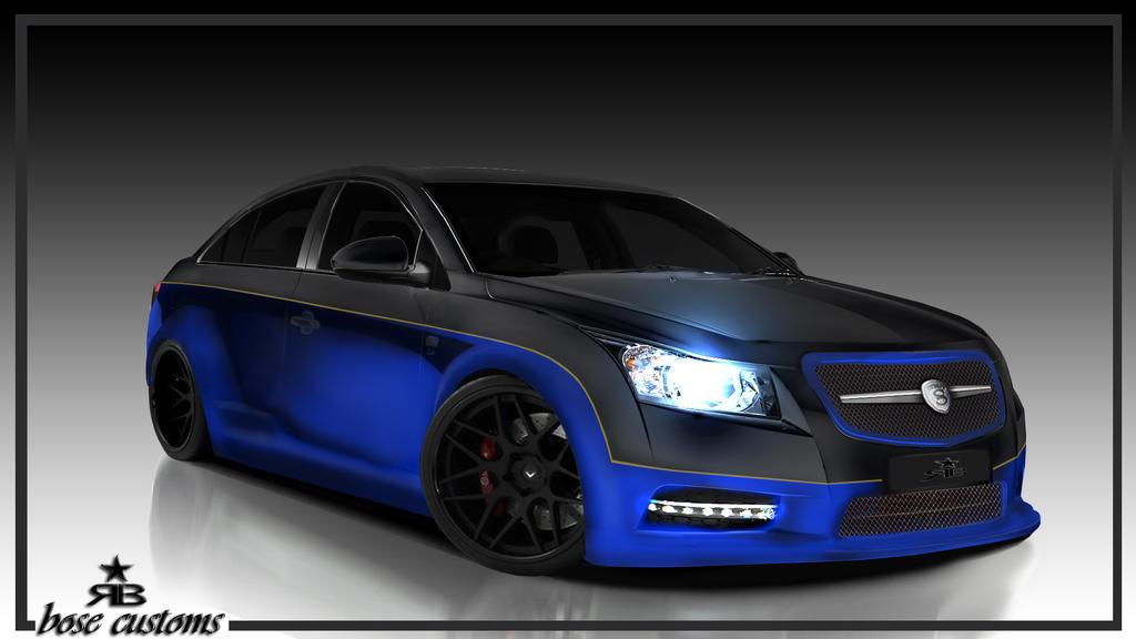 Chevy Cruze Custom >> Cruze Mod by rupayanbose90 on DeviantArt