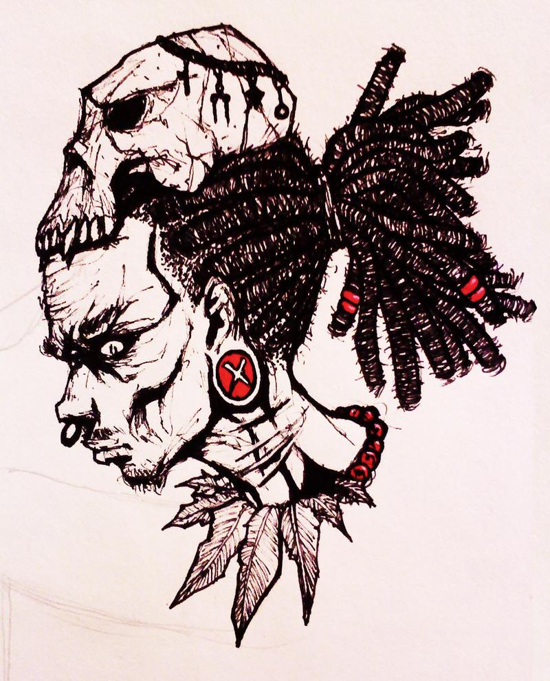 Tribe Elder by 13th-Letter