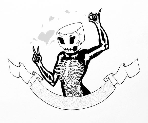 LOVELYBONEZ Commission LINES by 13th-Letter