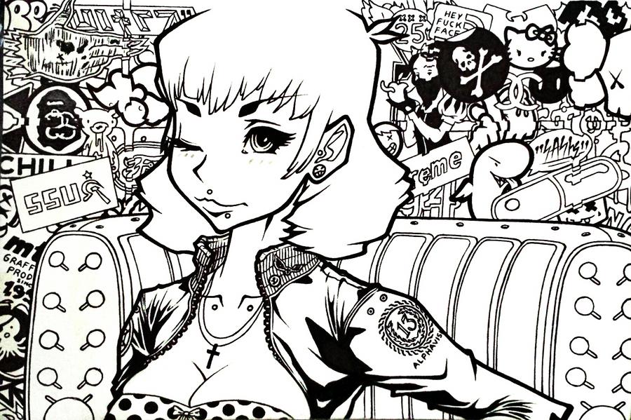 Manga//Slaps by 13th-Letter