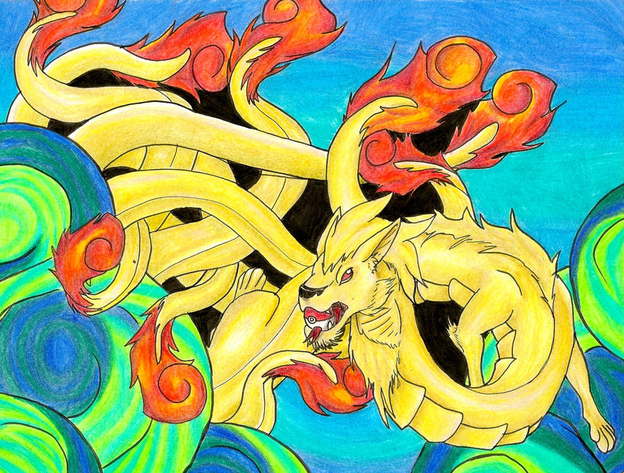 038: Ninetales by Prophecy-Inc