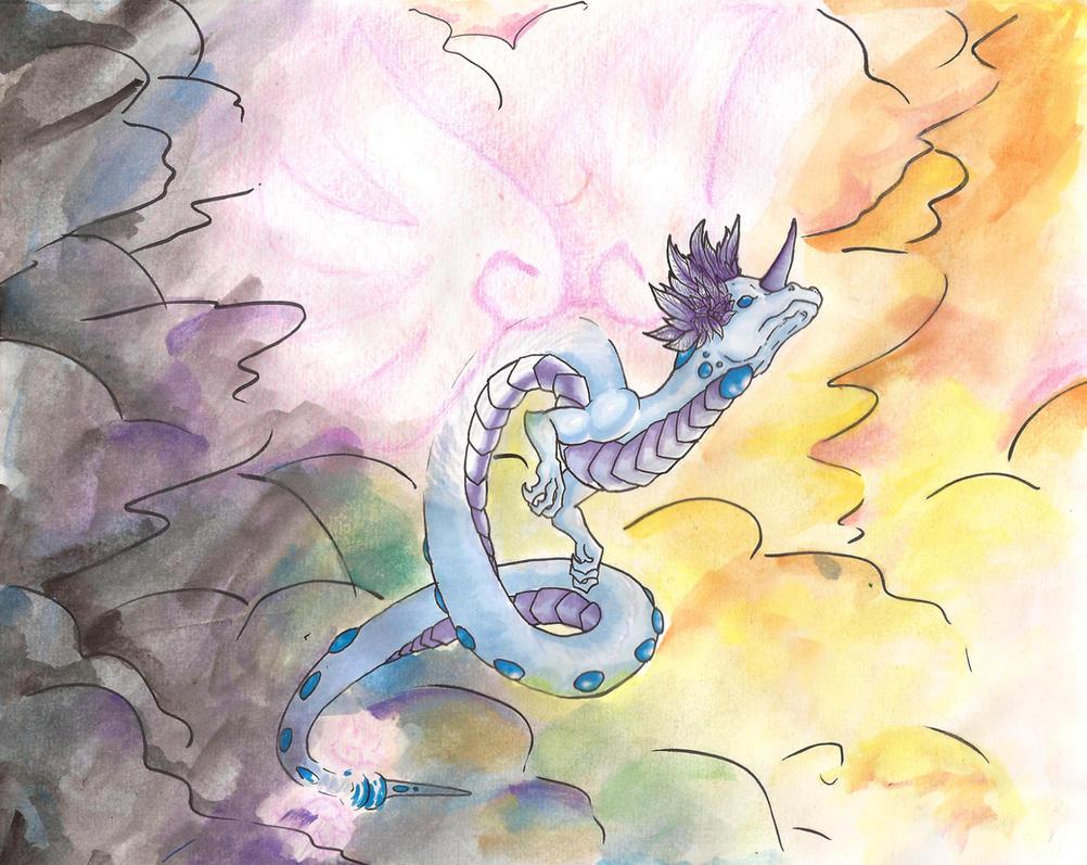 147: Dragonair by Prophecy-Inc