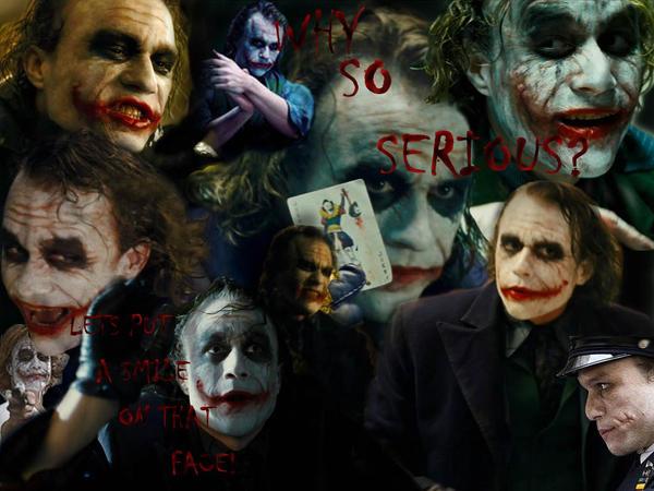 wallpaper joker. Joker Wallpaper by ~harperc on
