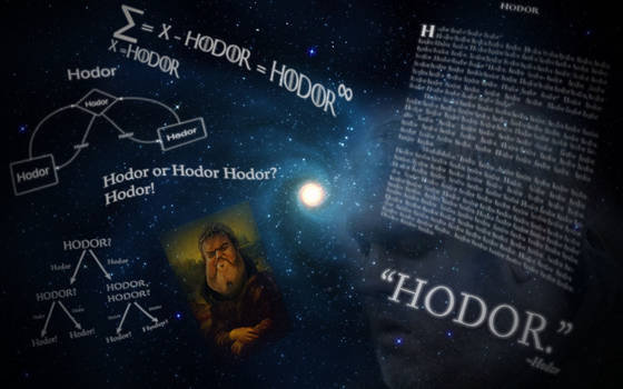 Inside Hodor's Mind