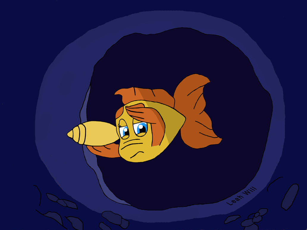 Where 39 s luther by dolphin19 on deviantart for Freddi fish 5