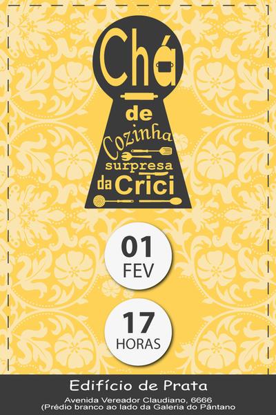 Convite-ch Crici by Gvstavvs