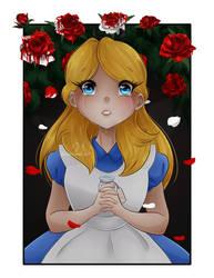 Alice In Wonderland - Six Fanarts