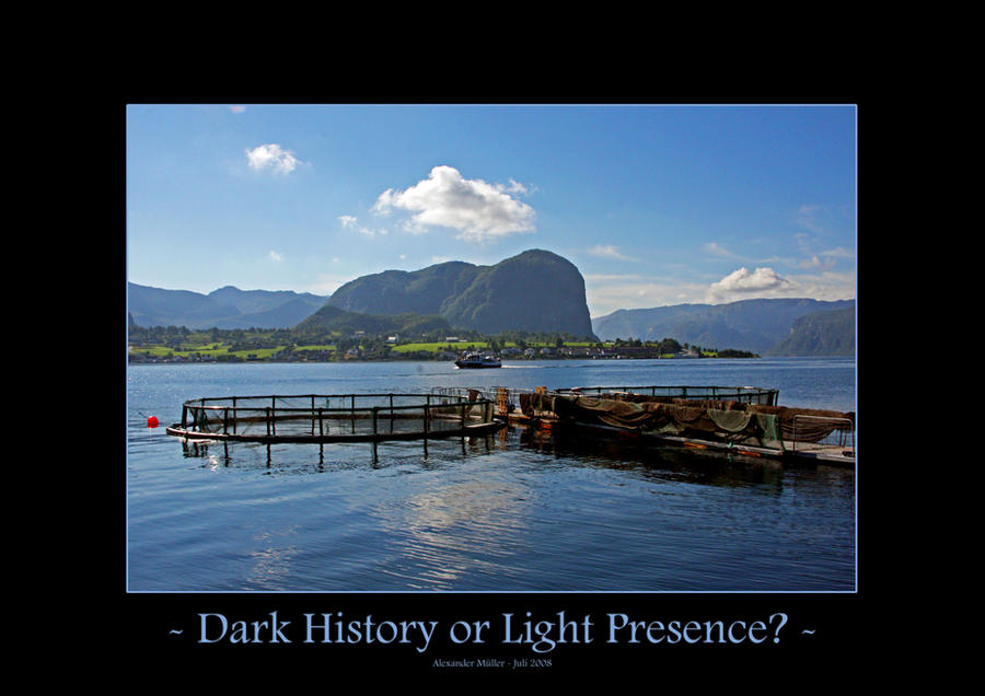 Dark History or Light Presence by UnUnPentium115