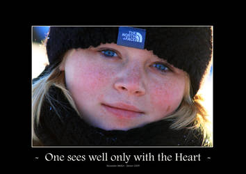 One sees well only with Heart