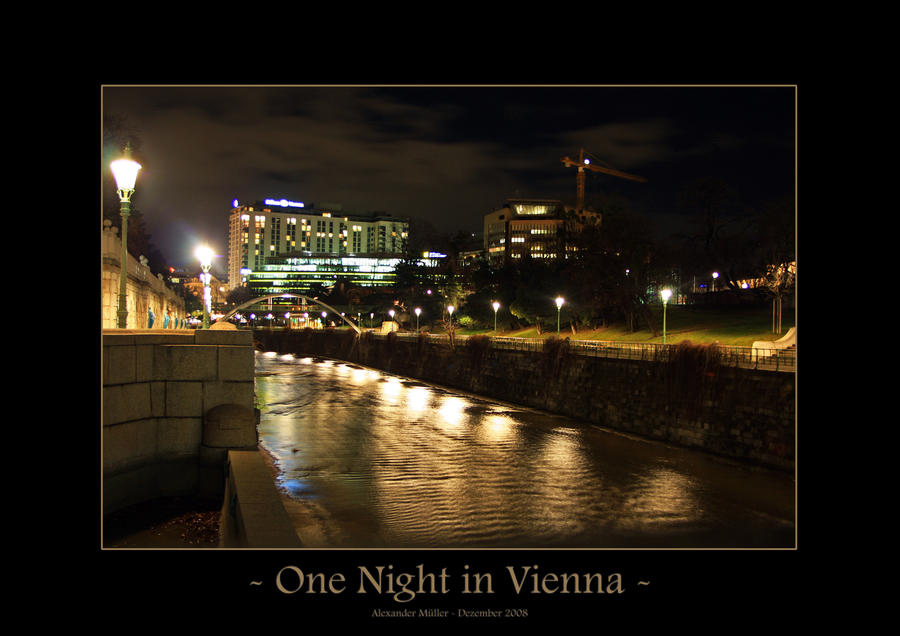 One Night in Vienna by UnUnPentium115