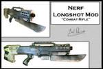 Nerf Longshot Mod 1