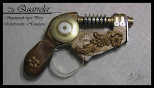 The Quarreler Prop Gun