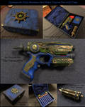 Nerf Firestike Mod with Box: The Commodore
