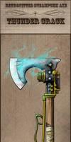 Weapon Design: Thunder Crack