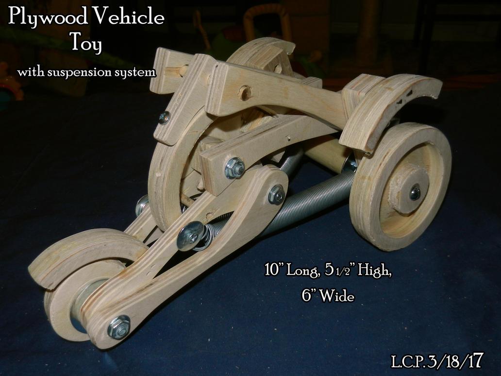 Plywood Car 1 by Sathiest-Emperor