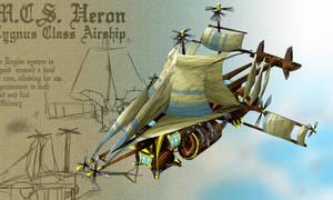 MCS Heron by Sathiest-Emperor