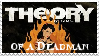Theory of a Deadman Stamp by xiArchangel