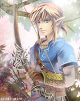 Wii U Link by suzumiyamisa