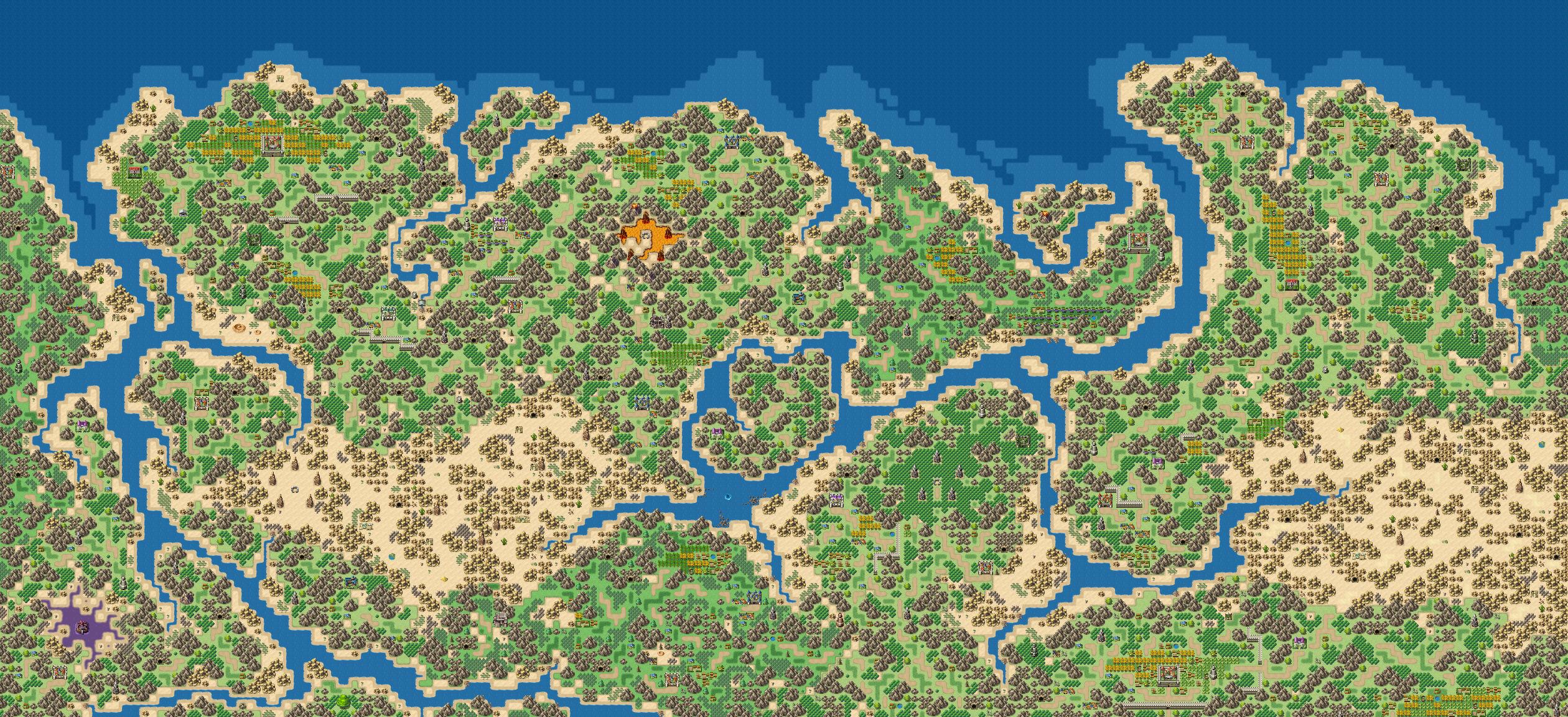 Ysmael A Map Resource For Rpg Maker Mv By Jardsonjean On Deviantart