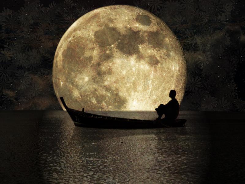 Bon dia me presento...Loca por las Lunas Lonely_Night_by_DehCavalieri