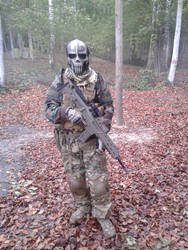 my airsoft army of two style by siegfried005