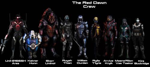 Red dawn Crew