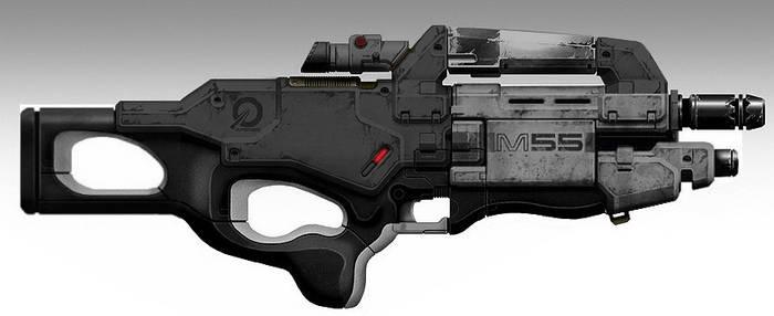 M-96 Mattock custom