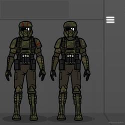 12 Jungle Trooper