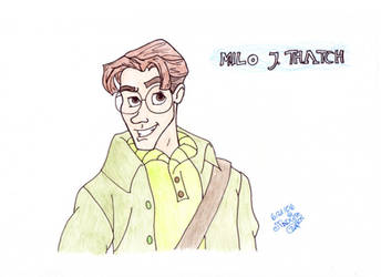 A: Milo J. Thatch