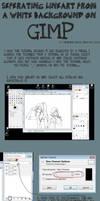 TUTORIAL: Lineart on GIMP