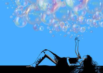 Bubble 6 - Breathe by rimirinchan