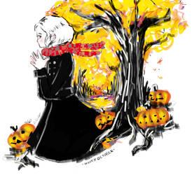 Happy October by rimirinchan