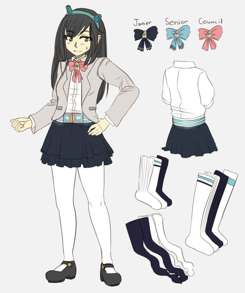 Saikouchou Uniform (General) by okamaka