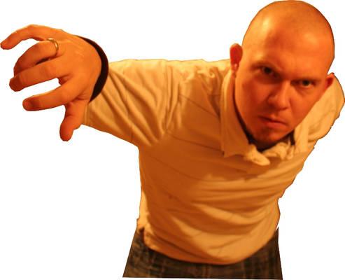 Bald Guy Stock
