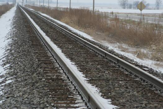Railroad Track Stock