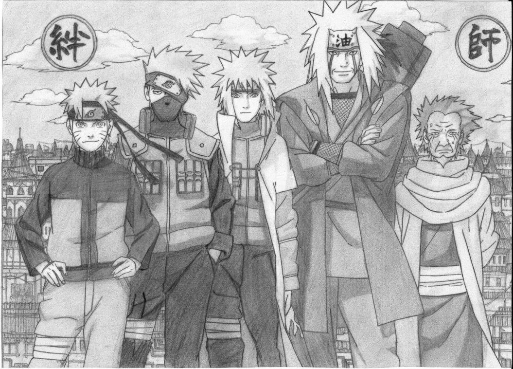 Naruto : Generations by prabhatjanamanchi