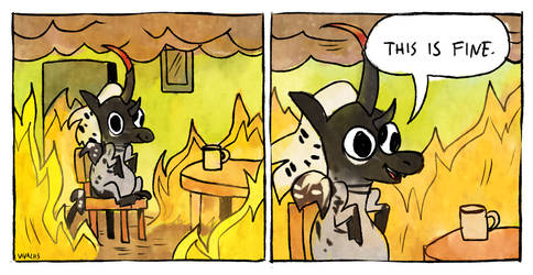 This is fine by Vivaliis