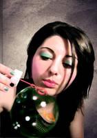 Dream Bubble by hollykae