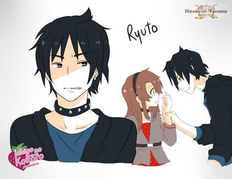 Ryuto - Heart of Thorns
