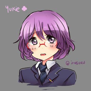 Yukie DD by irask