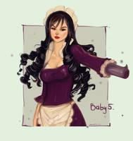 Baby 5 by ArbiesArt