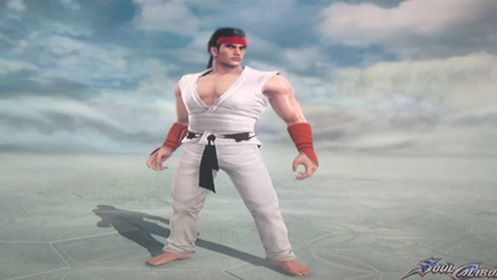 Ryu (SCV) by BubbaZ85