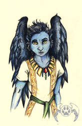 Ancient Child- vladimirsangel by JanosAudronClub