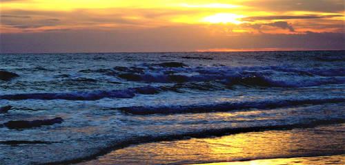 sunset on Koh Chang 3