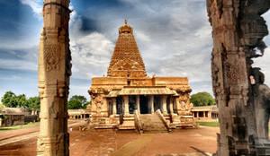 Brihadeesvara main Temple
