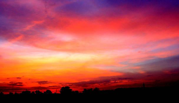 twilight over Tamil Nadu 2