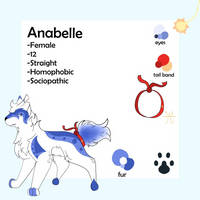 Anabelle Ref December 4th 2018