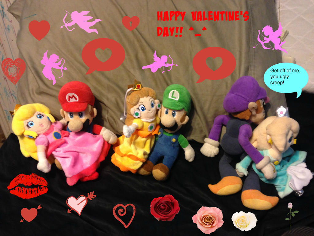 Super Mario Power Couples by MrNintendoNerd24