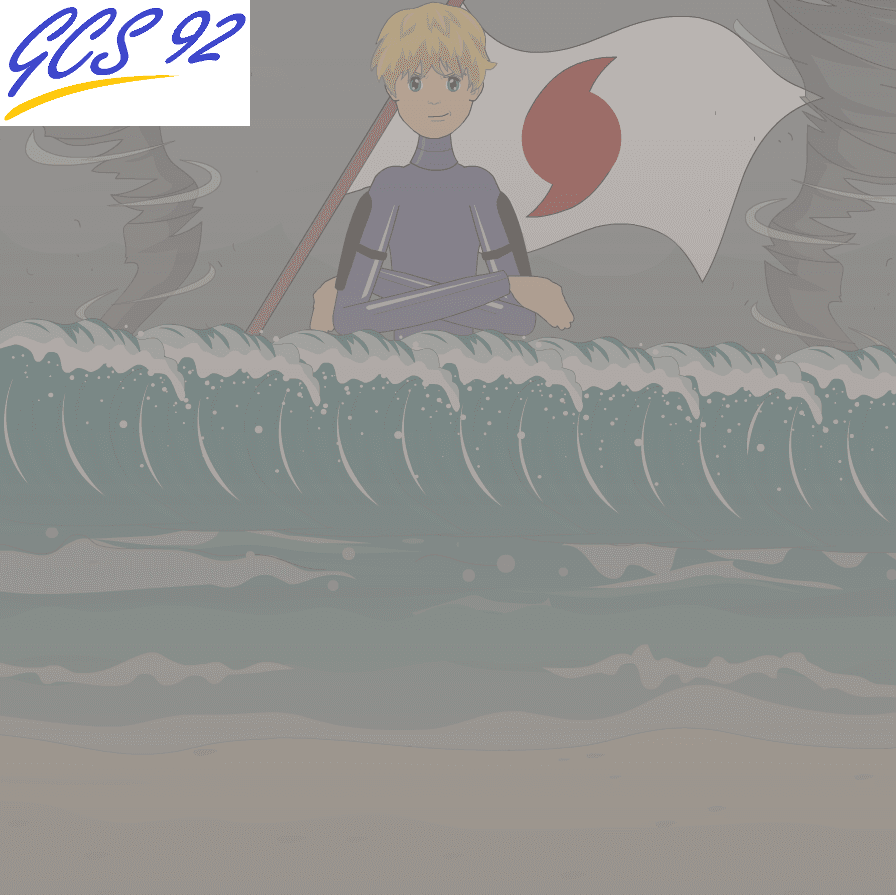 Hurricane Ivan - The Comic Project - Cover