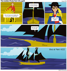 The Golden Pirate - Part VIII - Page 30